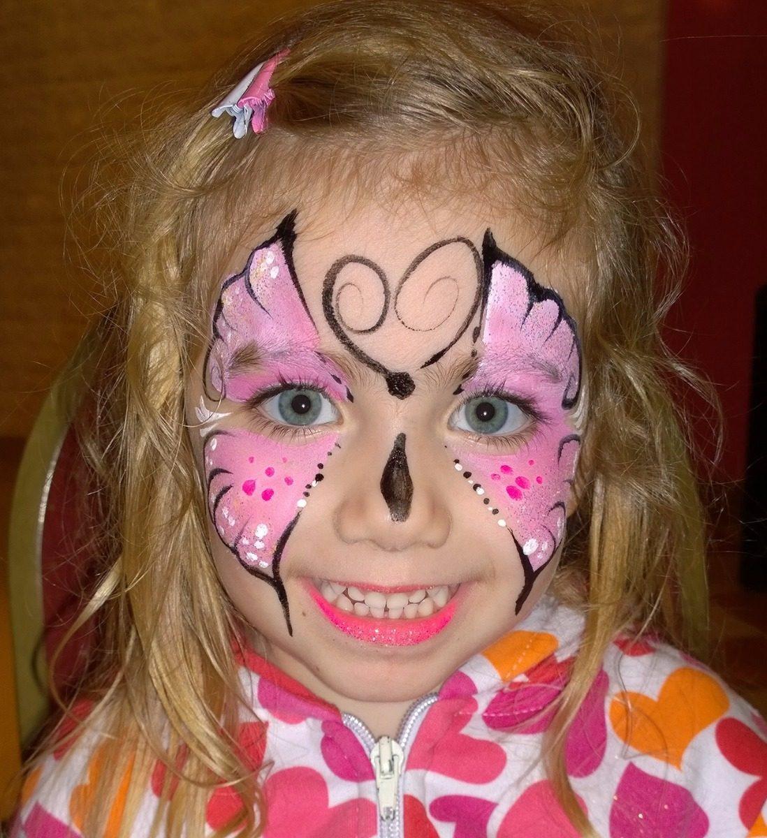 fd5999090 Maquillaje Artistico Infantil Y Adultos Fotos Reales - $ 850,00 en ...
