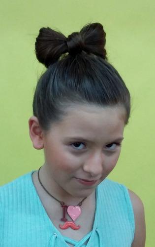 maquillaje artistico infantil y adultos peinados destellos