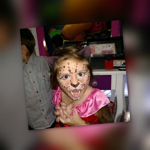 maquillaje artistico infantil y profesional para adultos