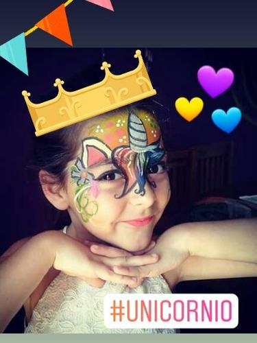 maquillaje artistico para eventos