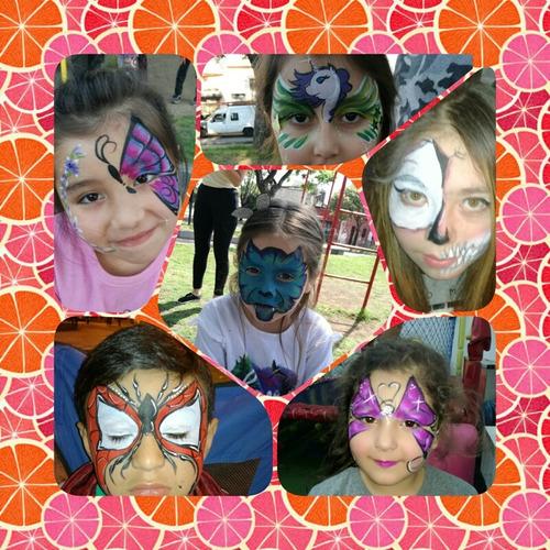 maquillaje artístico para eventos