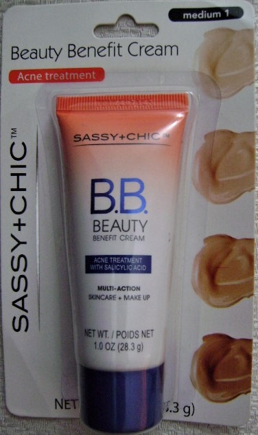 67c798d450a3 Maquillaje Bb Cream Sassy+chic Anti Acné Multiacción Remate - U S ...