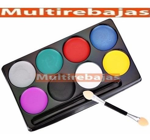 maquillaje cara pintura
