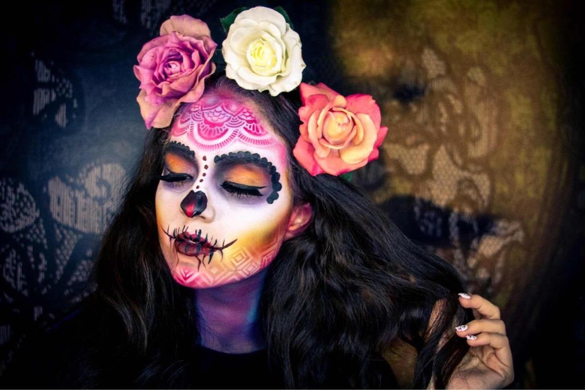 Maquillaje Catrinas