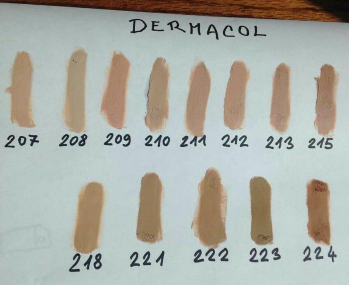 Maquillaje Dermacol 100% Original - $ 549.00 en Mercado Libre
