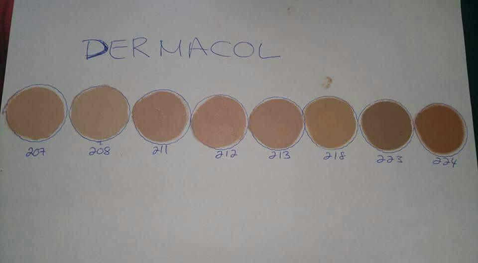 Maquillaje Dermacol Original 218 Gratis Silisponge Y Envío ...