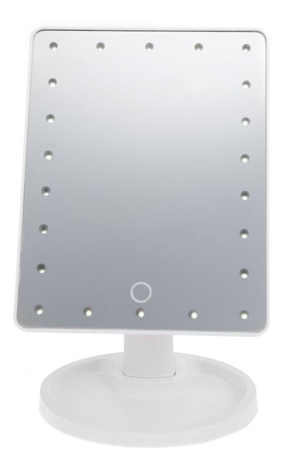 Espejo Lámpara Táctil Pantalla Mesa Maquillaje De Espejo D29YeWHEI
