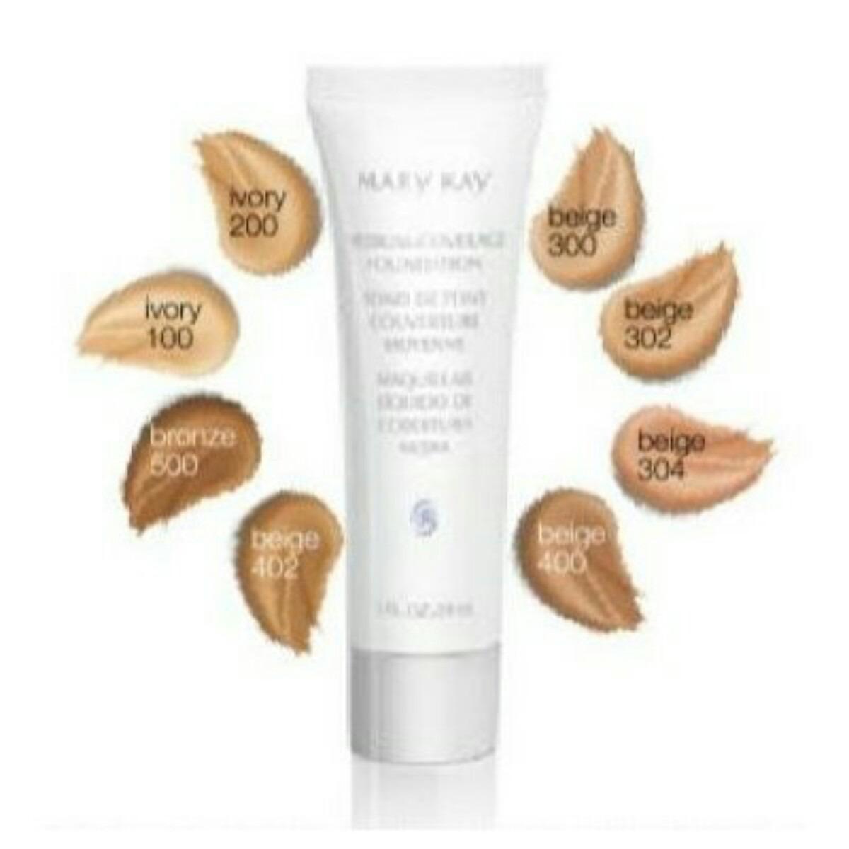 3c0b48b61 Maquillaje Liquido Cobertura Media Mary Kay - $ 167.00 en Mercado Libre