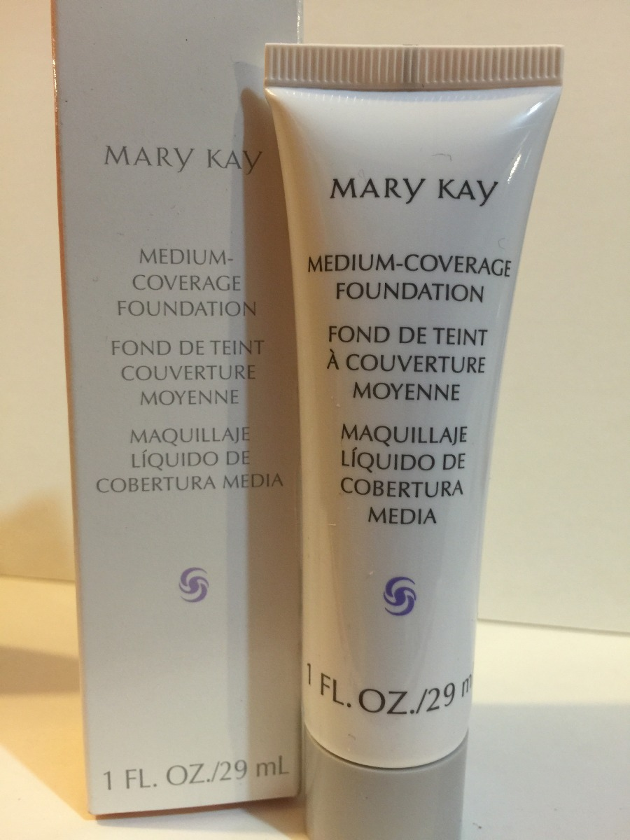 b7c9c3b2a Maquillaje Líquido De Cobertura Media Mary Kay - $ 125.00 en Mercado ...
