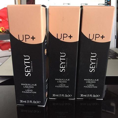 maquillaje liquido seytu