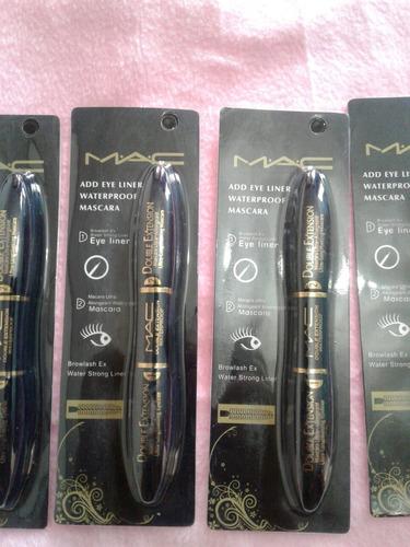 maquillaje mac y clinique