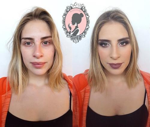 maquillaje, manicure, peinados y más