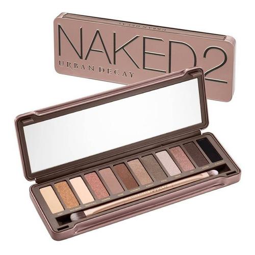 maquillaje naked ultimate basic paleta de sombras, para ojos