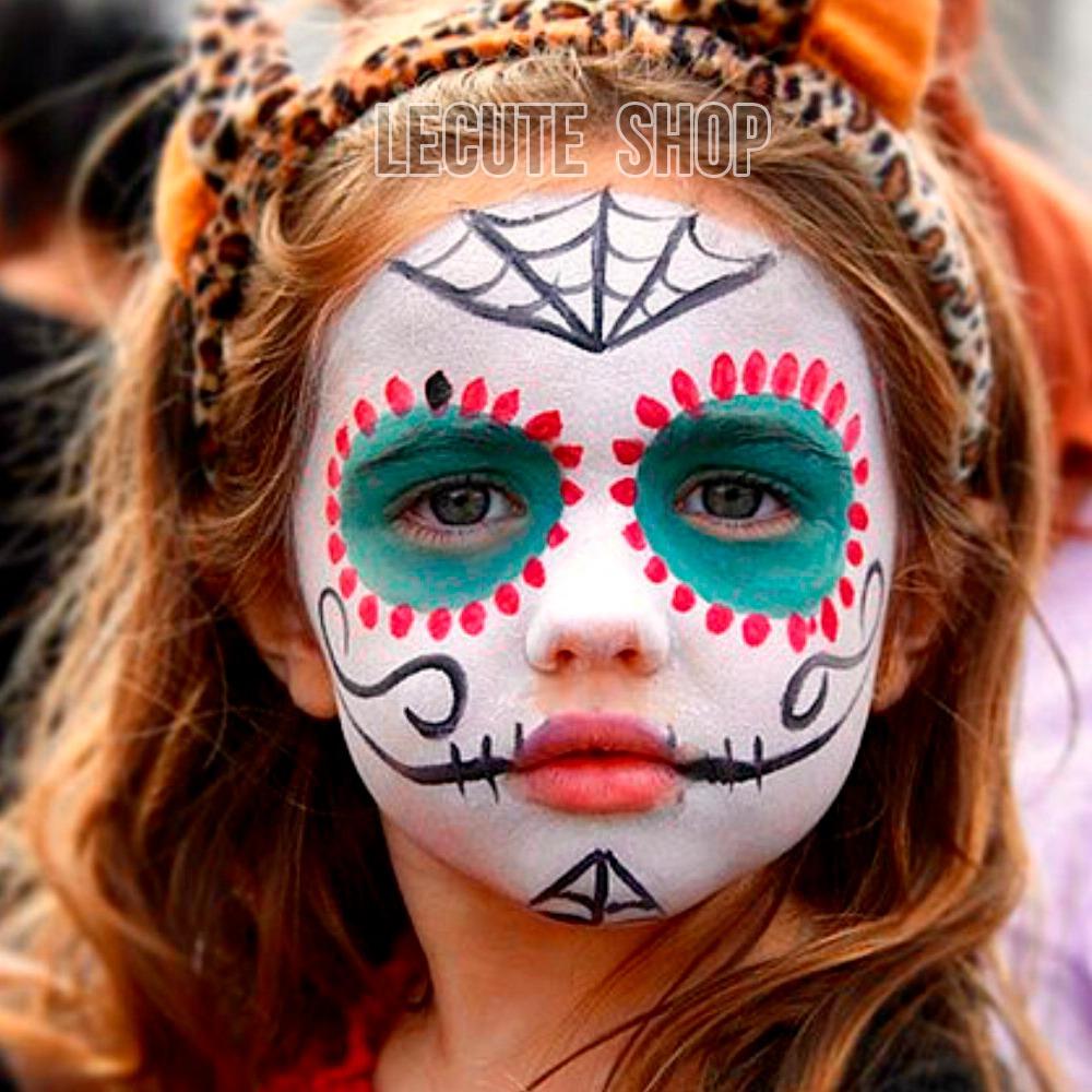 1f3250e7a maquillaje pintacaritas fiesta disfraz pintura cara rostro. Cargando zoom.