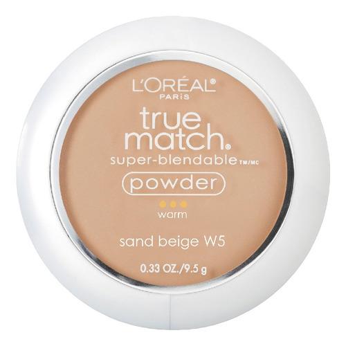 maquillaje polvo compacto true match loreal