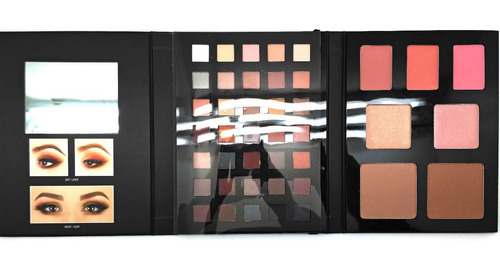 maquillaje profesional belleza nyx paleta