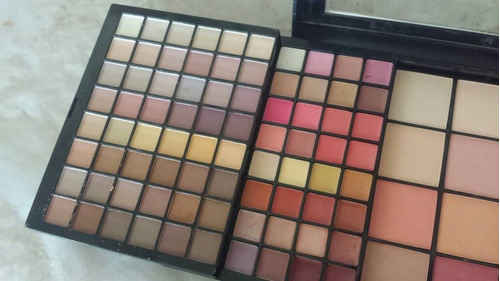 maquillaje profesional elf 178 colores ultimate