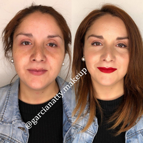 maquillaje profesional social