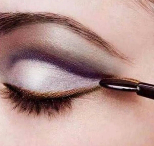 maquillaje, set 6 brochas oval diferentes tamaños