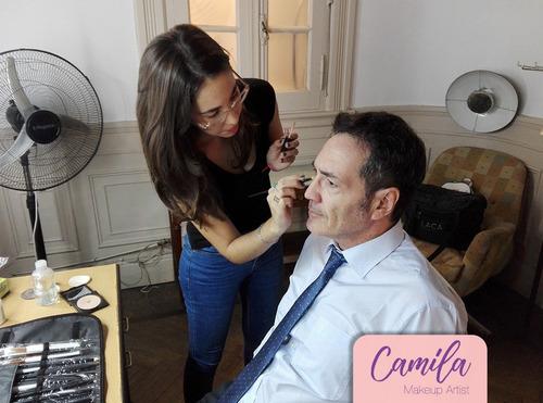 maquillaje social profesional novias 15 años books eventos