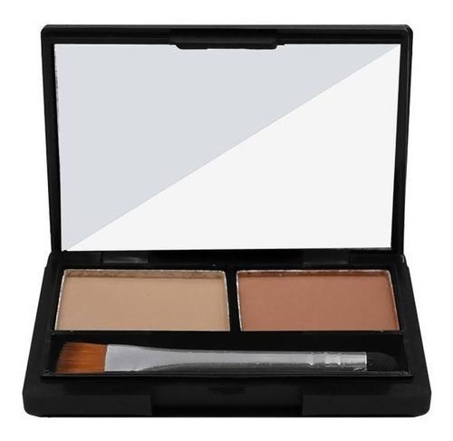 maquillaje sombra para cejas gati paris 2.4g oscuro x mayor