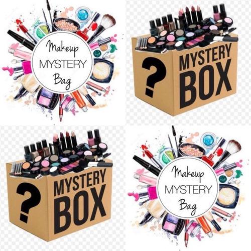 maquillaje sorpresa 9 productos polvos labiales brillos blus