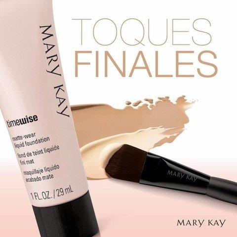 maquillaje time wise mary kay desc %%% y garantia !!