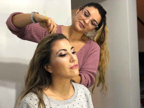 maquillaje y peinado novias, 15 años y social