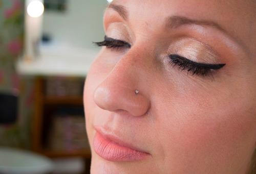 maquillaje y peinado profesional