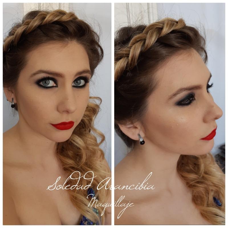 a8c17c142 Maquillaje Y Peinado Profesional A Domicilio - $ 800 en Mercado Libre