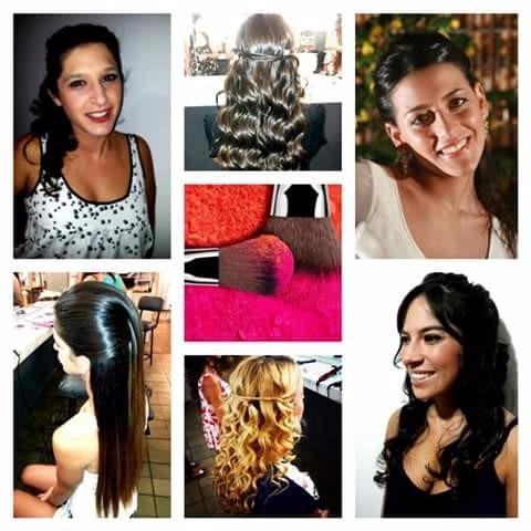 maquillaje y peinado profesional novias quince zona nor