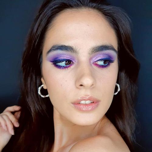 maquillaje y peinado profesional para eventos