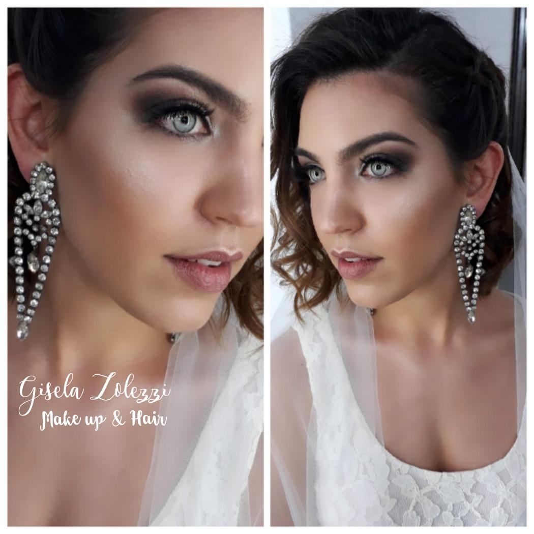 Maquillaje Y Peinado Profesional Para Eventos 1500 En Mercado Libre - Maquillaje-para-eventos
