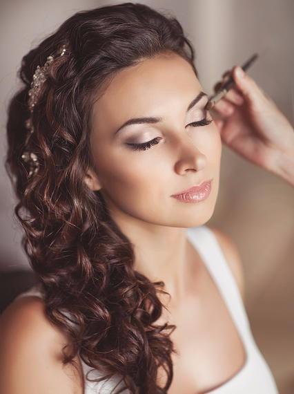c18b54280 Maquillaje Y Peinado Profesional Para Eventos A Domicilio -   800 en ...