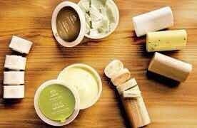 maquillaje y productos para el cuidado de la piel