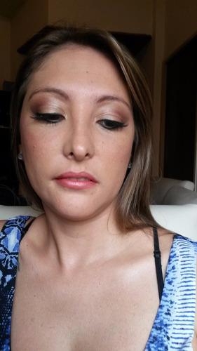 maquillaje|peinado|novias|15 años|zona sur