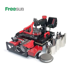 Maquina  Termofijadora Sublimadora 8/1  Digital Nuevo Modelo