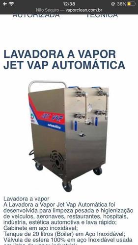 máquina a vapor 12k automática