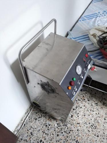 maquina a vapor para lavadero