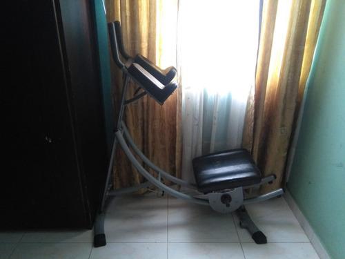 maquina abdominal fitnes  ab slide coaster
