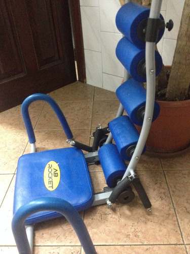 maquina abdominal fitness