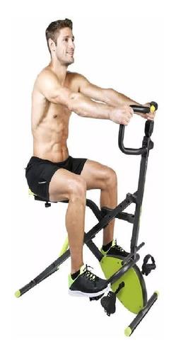máquina abdominal fitness