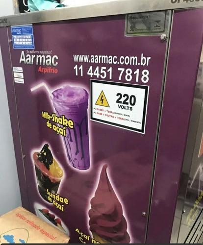 máquina açaí 50 - arpifrio