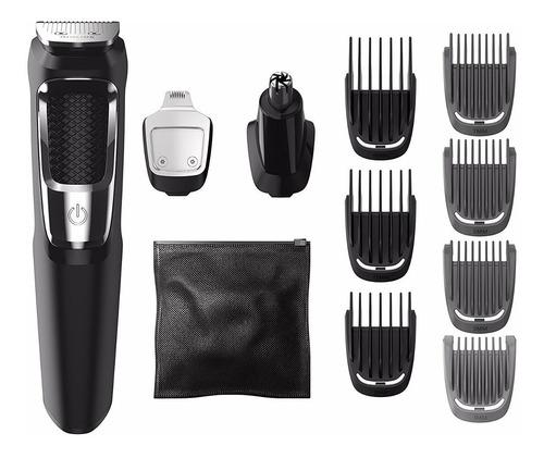 maquina afeitadora electrica 13 en 1 barba nariz