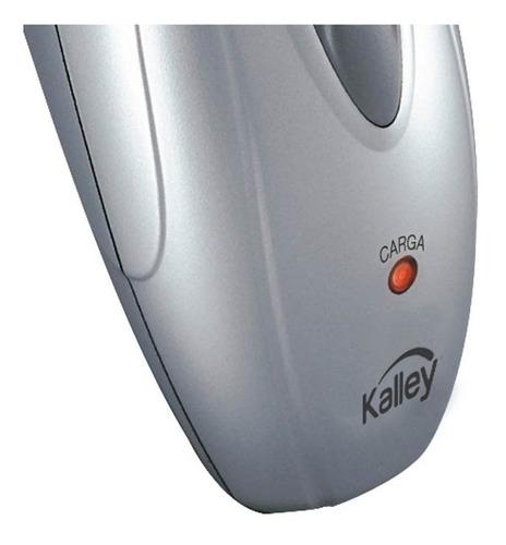 máquina afeitadora eléctrica kalley max flex garantía 2 años