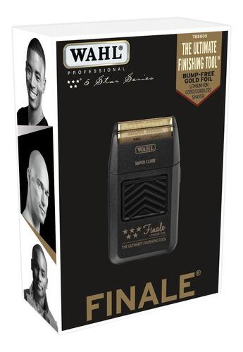 maquina afeitadora final shaver 5 estrellas wahl + obsequio