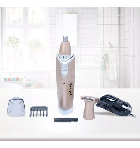 maquina afeitadora gemei (  vello (bigotes/patillas/nariz) )