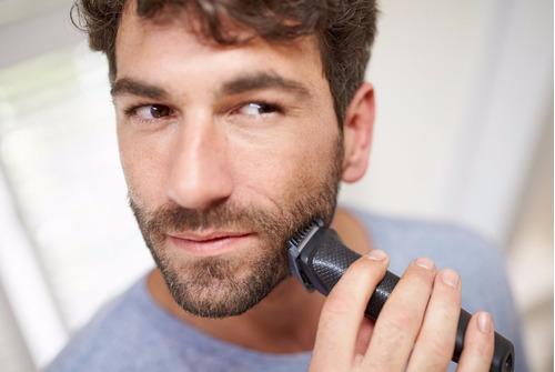 maquina afeitadora philips electrica 3 en 1 barba nariz 3000