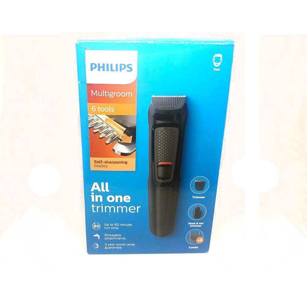 maquina afeitadora philips electrica 6 en 1 barba nariz oido. Cargando zoom. f118572de89c