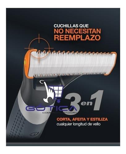 maquina afeitadora remington durablade 3 en 1 mb 051